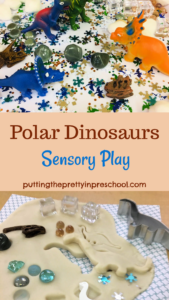 Three engaging sensory activities to explore whether dinosaurs could have survived in polar regions of the world.